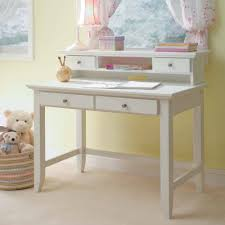 white desk with hutch for computer u2014 rs floral design