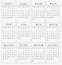 printable calendar yearly 2014 print small calendar yearly 2014 printable calendar black and white