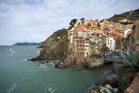 the quaint picturesque fishing village of riomaggiore cinque
