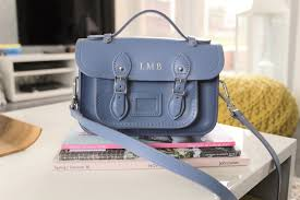 weekends with the cambridge satchel company lifestyle and beauty