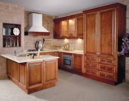 Kitchen Cabinet Factory Real Wood Kitchen Cabinets