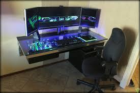 best gaming desk home designing pc desk tcg