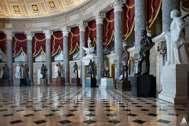 The National by The National Statuary Hall Collection Architect Of The Capitol