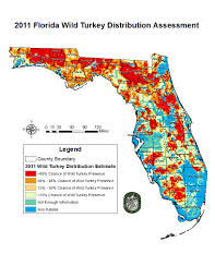 Map Of Kissimmee Florida by Where To Hunt Spring Turkeys In Florida Without A Quota Permit
