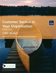 customer service in your organisation 9781843982111