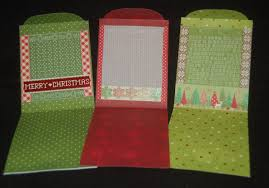 lynn u0027s craft blog christmas money or gift card holders