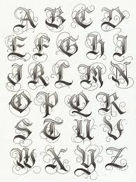 tribal tattoo alphabet danielhuscroft com
