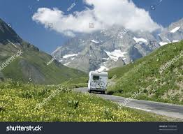 motorhome french alps stock photo 72936568 shutterstock