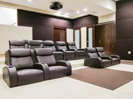 Interior Design Images For Home by Acoustic Fabric Wall Finishing For Home Theaters Fabricmate