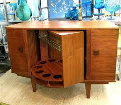mid century bar cabinet small classic mid century modern bar cabinet all furniture intended for