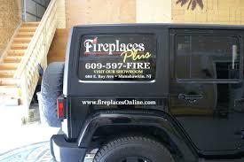 offroad jeep graphics fireplaces plus jeep window graphics coastal sign u0026 design llc