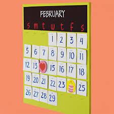 perpetual family calendar