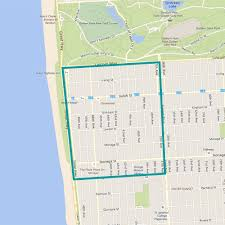 Map Of San Francisco Ca by Outer Sunset Real Estate U0026 Homes For Sale San Francisco Ca Paragon
