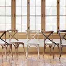 Dining Room Sets For Sale Cadence Dining Chair With Iron Stretchers Arhaus Furniture
