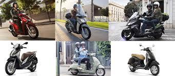norme si e auto b i sei scooter 125 che si guidano con la patente b su misura per la città