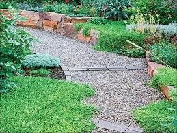 Loose Gravel Patio Loose Stone Patio Designs Landscape Design Landscape Contractors