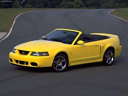 2003 Black Mustang Convertible Ford Mustang Svt Cobra Convertible 2003 Pictures Information