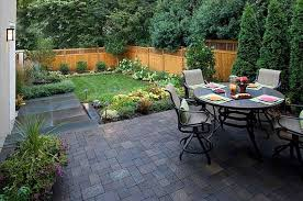 backyard landscape images inspiration wonderful small landscaped