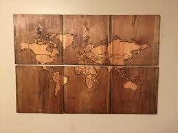 burn on wood wood burn world map project album on imgur