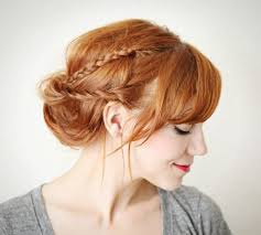 tuck in hairstyles 15 hair hacks that take less than 5 minutes brit co