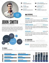 Resume Infographic Template 29 Awesome Infographic Resume Templates You Want To Wisestep