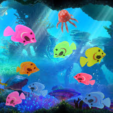 popular floating fish tank ornaments buy cheap floating fish tank