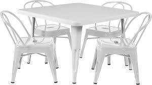 Child Patio Chair by Viv Rae Peyton Kids Square Table U0026 Reviews Wayfair