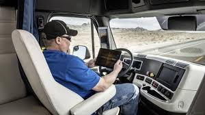 luxury trucks bbc future the robot truck that can drive itself