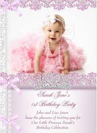 1st birthday party invitation template images invitation design