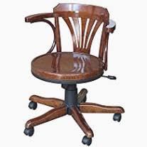 chaise de bureau en bois à luxe chaise de bureau bois komputerle biz