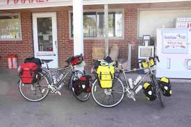 Michigander Bicycle Tour Michigan Trails And Greenways Alliance Bobby And Thane Tackle The Transam Day 5 69 5 Miles