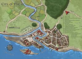 Forgotten Realms Map Image Fr Phlan Jpg Forgotten Realms Wiki Fandom Powered By