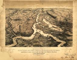 Cairo Illinois Map by Map The Civil War In The West