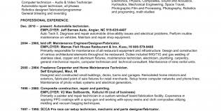 Audio Visual Resume Hvac Resume Objective Oceanfronthomesforsaleus Unusual Skyblue