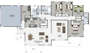 stylish 5 bedroom house elevation with floor plan kerala home