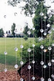 Party Chandelier Decoration Garden Party Decorations By A Professional Party Planner