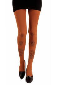 red patterned leggings fashion tights for women girls trendylegs