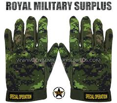 gloves army military tactical protection system royal military