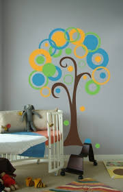 26 best children s ministry ideas rooted images on pinterest circle polka dot tree vinyl wall art decal sticker via etsy