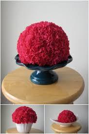 weekend diy project results flower balls floret cadet