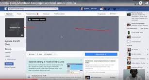 tutorial cara membuat iklan di facebook tutorial cara membuat fanpage facebook untuk pemula klikmasedi