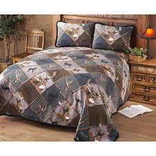Camo Duvet Covers Jq Outdoors Deer Bedding Set Camo 147866 Quilts At