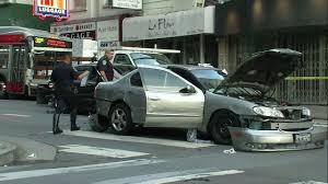 tenderloin shooting leads to car crash panic in san francisco