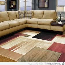 Area Rug Modern 20 Modern Rectangular Area Rugs Home Design Lover