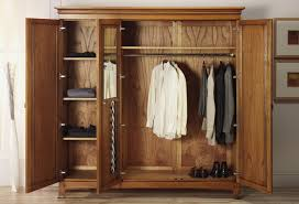 Armoires For Hanging Clothes Hanging Wardrobe Closet Figureskaters Resource Com