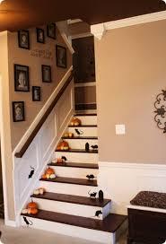 treppe dekorieren dekoration im haus möbelideen