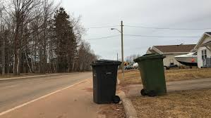 garbage collection kitchener montague wants garbage bins out of sight prince edward