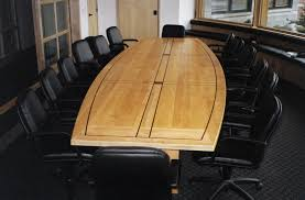 Large Boardroom Tables Custom Solid Wood Conference Tables Conference Table Specialty