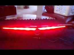 2003 cadillac cts third brake light cts third brake light advanced repair