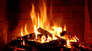 full hd fireplace screensaver camino fuoco natale x mas christmas